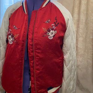 American Eagle Outfitters Bomber Jacket